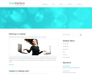 WhiteWorks Website Template